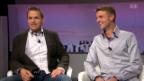 Video «Marco Helbling und Beat Walker» abspielen