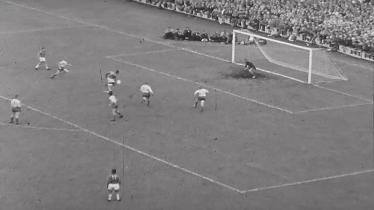 Peles Tore gegen Schweden 1958