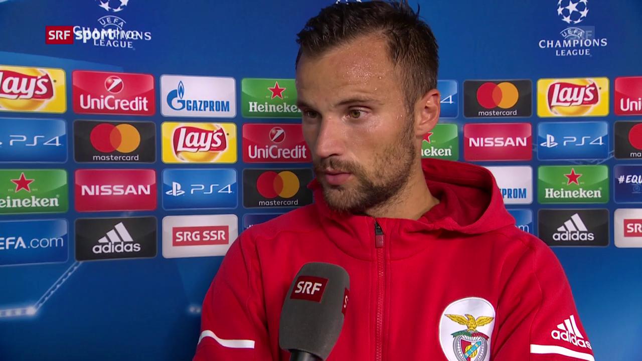 Seferovic: «Sind heute mit dem falschen Bein aufgestanden»