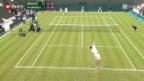 Video «Starker Wimbledon-Auftakt von Wawrinka» abspielen