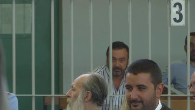 Video «Tagesschau: Prozess gegen «Mafia Capitale»» abspielen