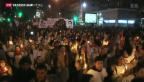 Video «Demonstrationen in Chile» abspielen