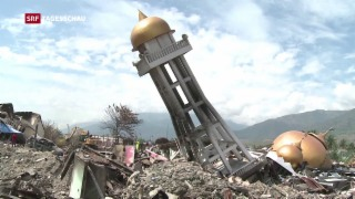 Video «Hilfe für Indonesien» abspielen