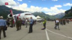 Video «Militärflugplatz im Gegenwind» abspielen