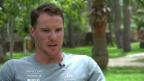 Video «Cologna über die Olympia-Strecke» abspielen