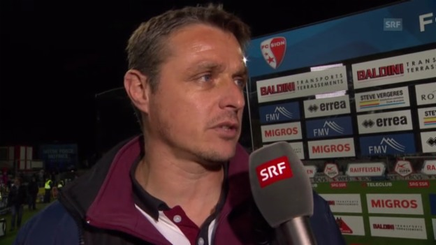 Video «Interview Sébastien Fournier («sportlive»)» abspielen