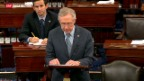 Video «Kompromiss im US-Budgetstreit» abspielen