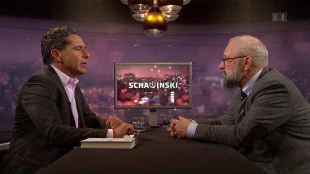 Video «Roger Schawinski im Gespräch mit Herfried Münkler» abspielen