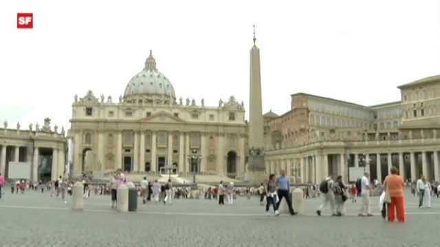 Chef der Vatikanbank unter Verdacht