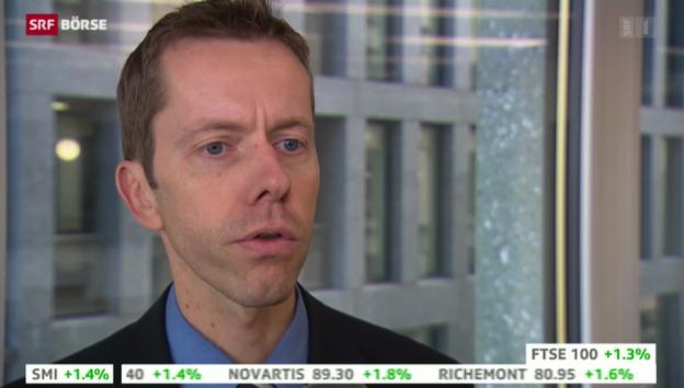 Video «SRF Börse vom 31.10.2014» abspielen