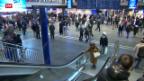 Video «Nationalrat für Ausbau des Eisenbahnnetzes» abspielen