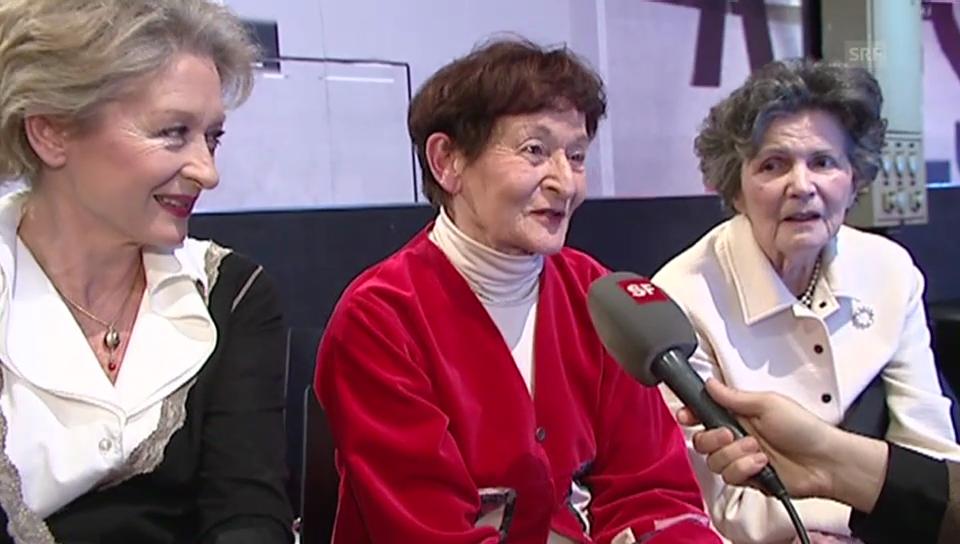 «Die Herbstzeitlosen»: 2008 mit SRF-Publikumspreis geehrt (g&g vom 18.01.2008)