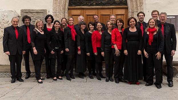«Stè sü per ir a Betlehm» vom Vokal-Ensemble La Cumbricula