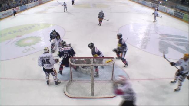 Video «NLA: Zug - Lugano («sportaktuell»)» abspielen