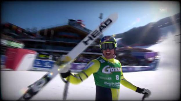 Video «Ski-WM: Die internationalen Favoriten («sportpanorama»)» abspielen