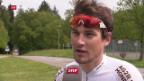 Video «Silvan Dillier vor der Tour de Romandie» abspielen