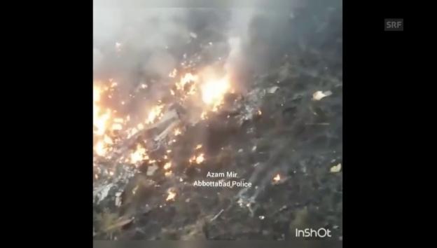 Video «Vom Radar verschwunden» abspielen
