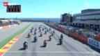 Video «Motorrad. GP Aragon, MotoGP-Klasse» abspielen