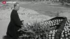 Video «50 Jahre Katastrophe von «Vajont»» abspielen