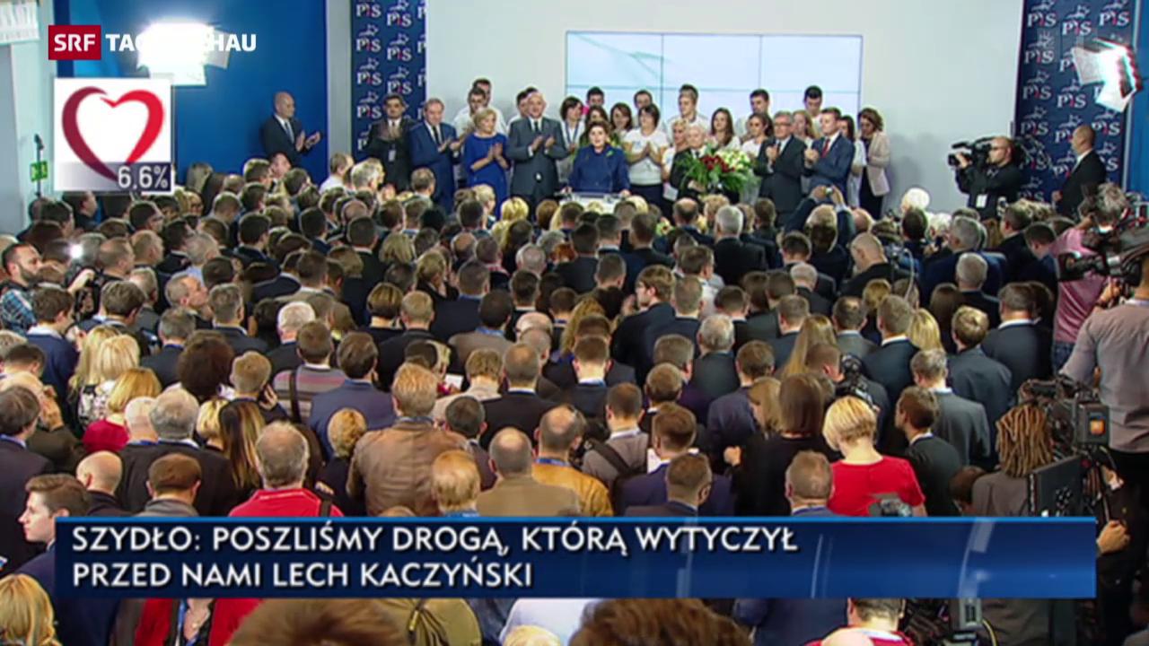 Machtwechsel in Polen