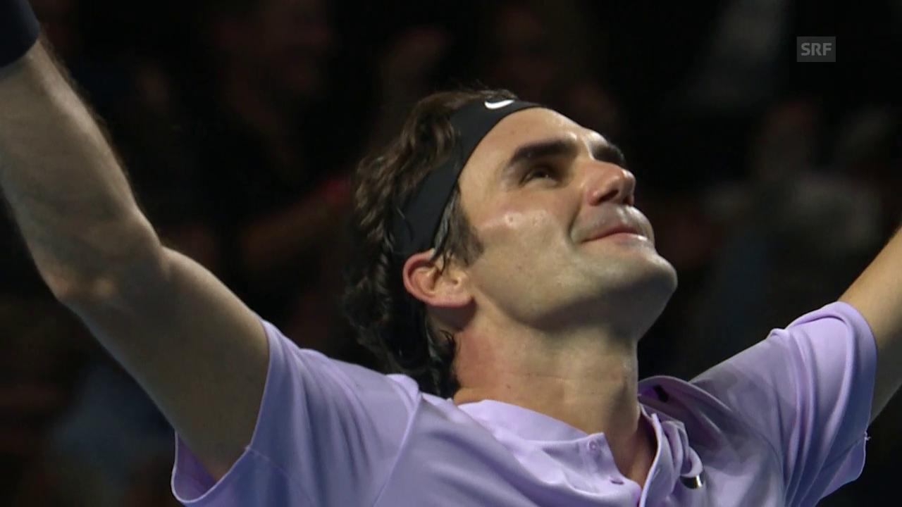 The Return – Roger Federer 2017