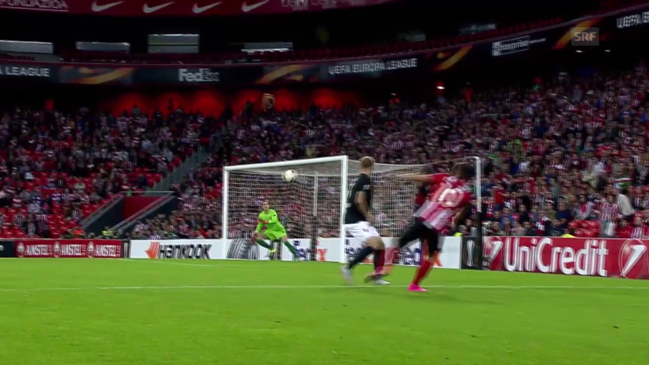 Fussball: Europa League, Bilbao – Augsburg