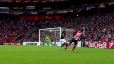Video «Fussball: Europa League, Bilbao – Augsburg» abspielen