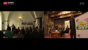 Video «Kopf an Kopf Rennen um die Regierungsratswahlen in Graubünden» abspielen