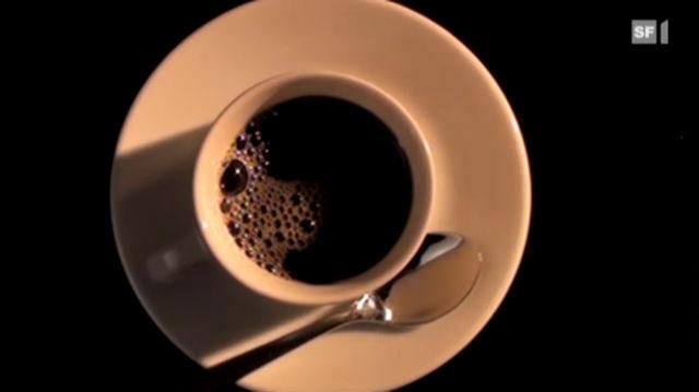 Kaffee verliert seine anregende Wirkung