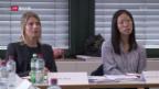 Video «Inländer-Potential Wiedereinsteigerinnen» abspielen