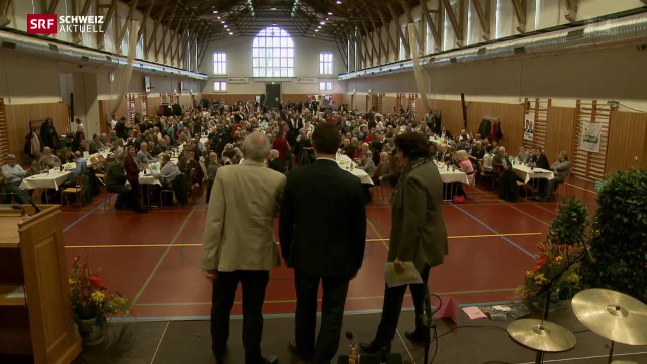 Erneuerungswahlen im Kanton Bern