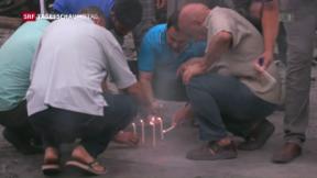 Video «Mindestens 213 Tote nach Selbstmordanschlag im Irak» abspielen