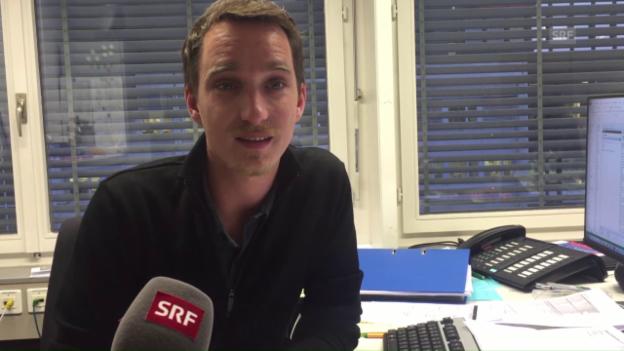 Video «Gesamtprojektleiter Ruppli über die Fifa-Gala bei SRF» abspielen
