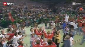 Video ««Retro» – Tennisgrosserfolg ohne Roger Federer?» abspielen
