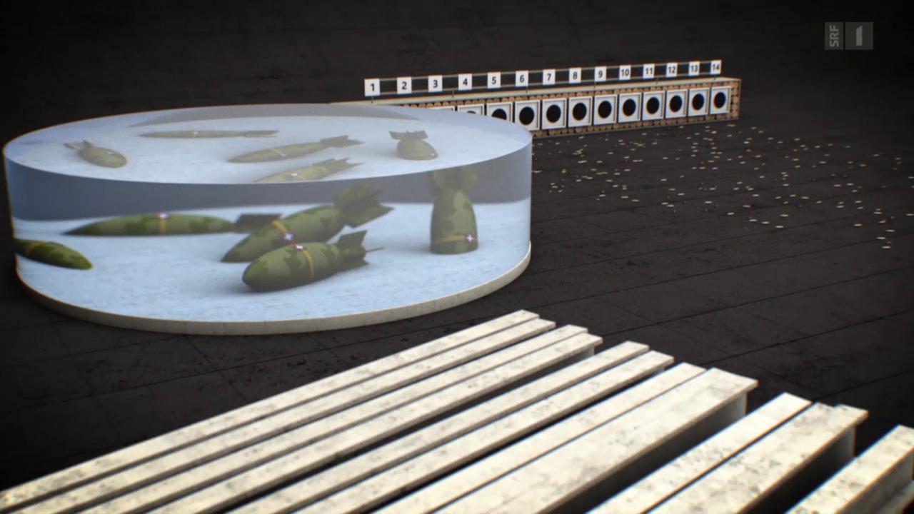Animation: Vergraben, versenkt vergessen – die Altlasten der Schweiz