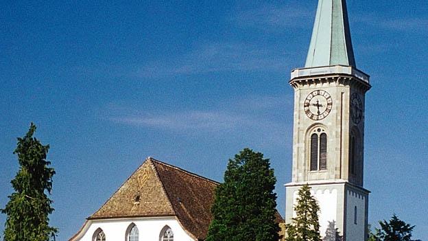 Glockengeläut der reformierten Kirche in Stäfa