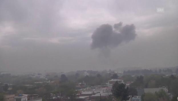 Video «Dunkler Himmel über Kabul» abspielen