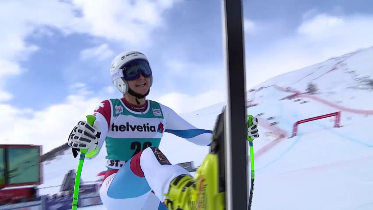 Ski: Die Fahrt von Priska Nufer
