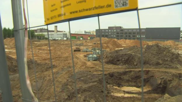 Video «Fliegerbomben auf Baugelände» abspielen