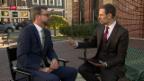 Video «Gespräch mit dem SRF-USA-Korrespondent Peter Düggeli Teil 2» abspielen