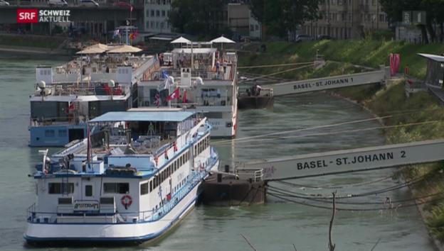 Video «Schweiz aktuell vom 09.09.2014» abspielen