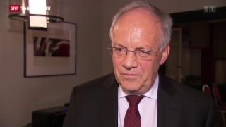 Video «Die Briten haben Priorität vor der Schweiz» abspielen