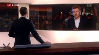 Video «Einschätzungen aus Warschau» abspielen