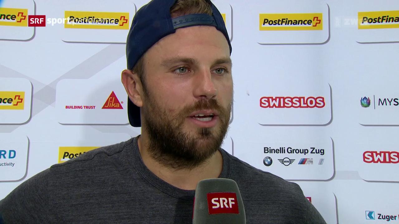 Stalberg: «Hockey macht Spass»