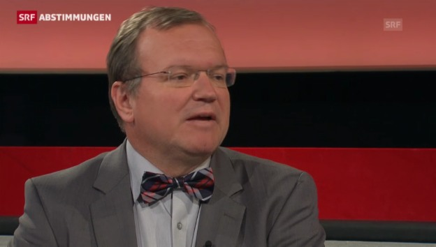 Video «Claude Longchamps' Analyse zum Epidemien-Gesetz» abspielen