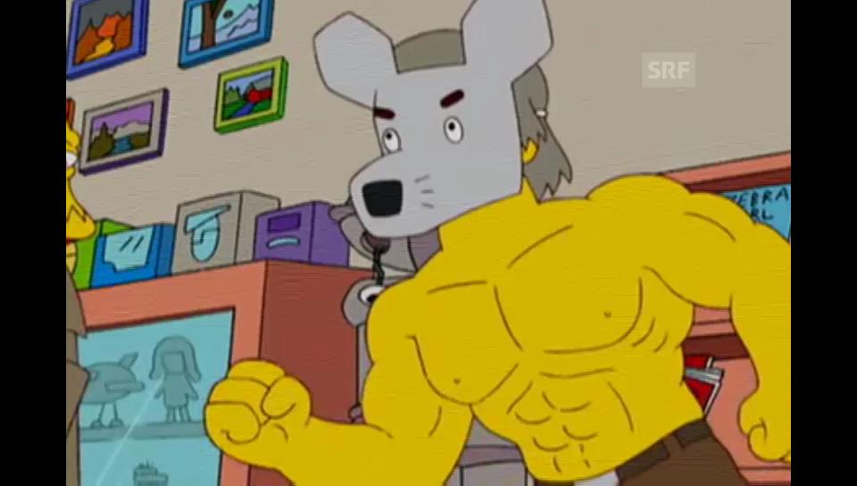 Art Spiegelman (The Simpsons, Fox)