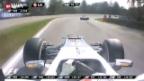 Video «Formel 1: GP von Italien» abspielen