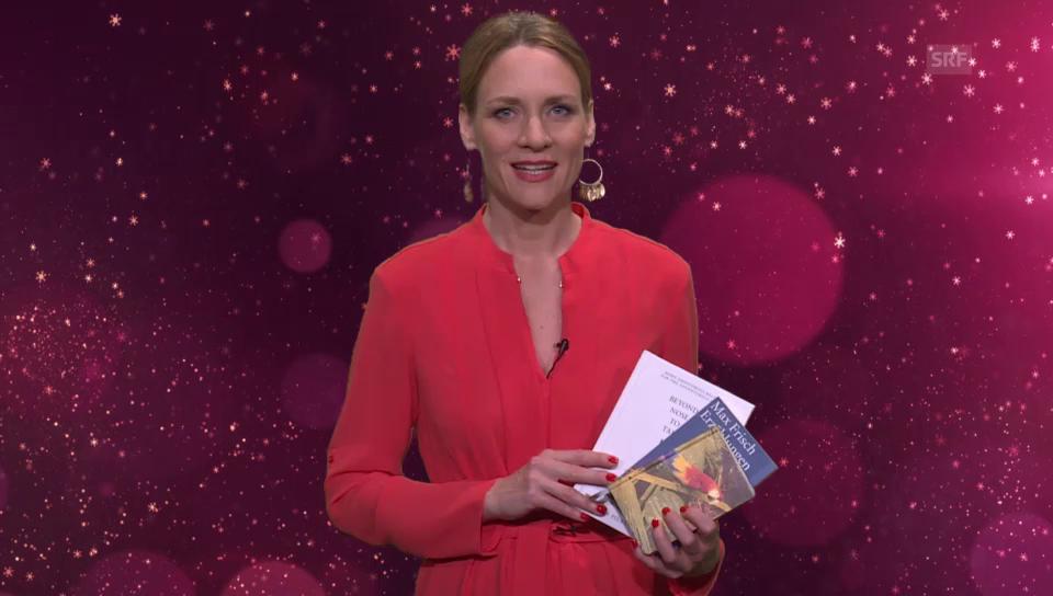 2. Dezember: Eine persönliche Lesung von Eva Wannenmacher