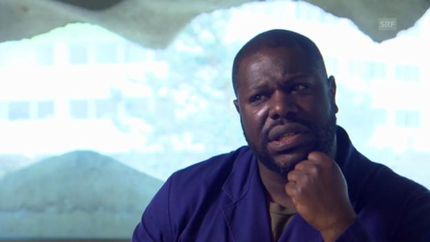Video «Steve McQueen: «Sklaverei wirkt bis in die Gegenwart.»» abspielen