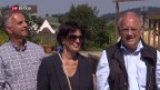 Video «Bundesratsreisli: Nicht nur Sonnenschein im Gremium» abspielen